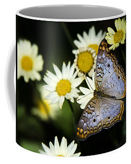 Anartia Jatrophae Coffee Mug