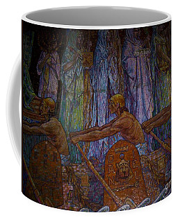 Coffee Mug featuring the photograph Ancestry by Michael Krek