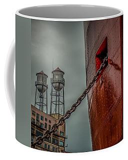 Anchor Chain Coffee Mug