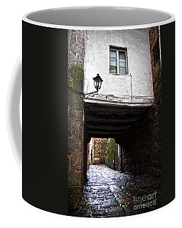 Ancient Alley In Tui Coffee Mug