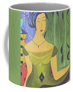 Ancient Beauty Coffee Mug