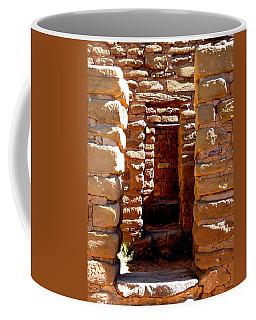Ancient Doorways Coffee Mug