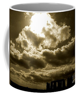 Ancient Mystery Coffee Mug by Vicki Spindler