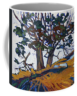 Ancient Red Cedars Coffee Mug