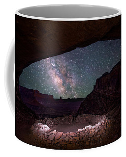 Coffee Mug featuring the photograph Ancient Skies by Dustin  LeFevre