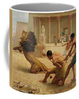 Ancient Sport Coffee Mug