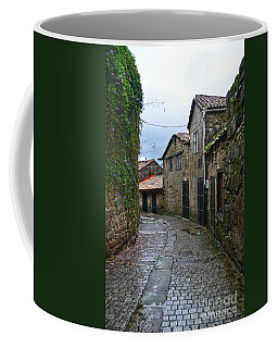 Ancient Street In Tui Coffee Mug