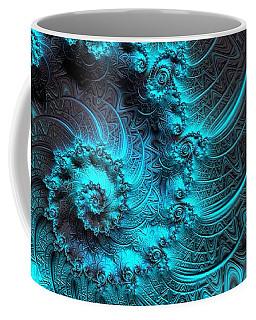 Ancient Verdigris -- Triptych 1 Of 3 Coffee Mug