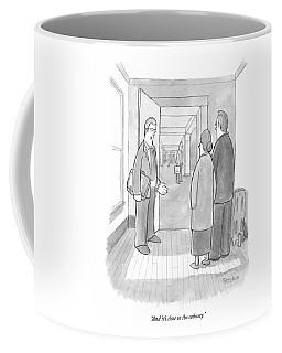 And It's Close To The Subway Coffee Mug