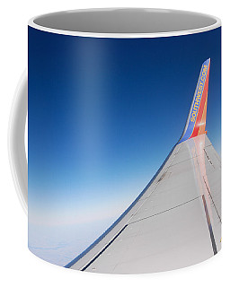 Coffee Mug featuring the photograph And Now A Word From Our Sponser by John Schneider