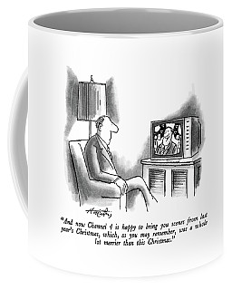 And Now Channel 4 Is Happy To Bring You Scenes Coffee Mug