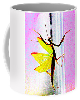 And Now Our Featured Dancer Coffee Mug by Xn Tyler