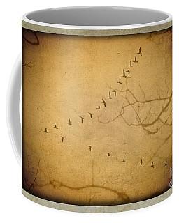 And So They Fly Coffee Mug