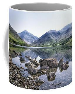 And There Was Peace... Coffee Mug