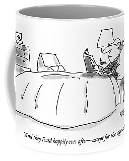 And They Lived Happily Ever After - Coffee Mug