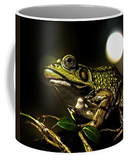 And This Frog Can Sing Coffee Mug