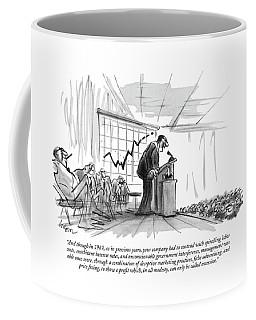 And Though In 1969 Coffee Mug