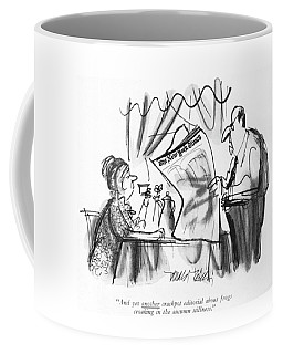 And Yet Another Crackpot Editorial About Frogs Coffee Mug