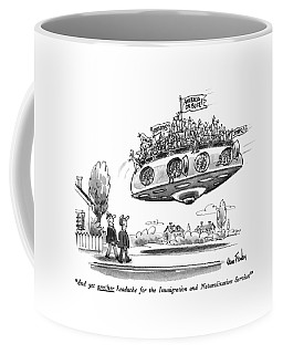 And Yet Another Headache For The Immigration Coffee Mug