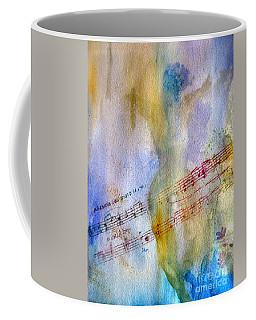 Andante Con Moto Coffee Mug by Sandy McIntire