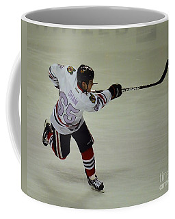 Andrew Shaw Fights Cancer Coffee Mug