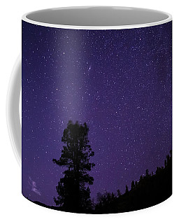 Andromeda Rising Coffee Mug