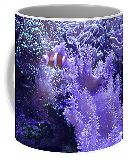 Anemone Starlight Coffee Mug