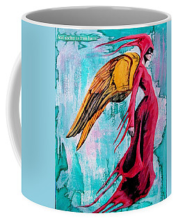 Angel 1 Navigating Ether Coffee Mug