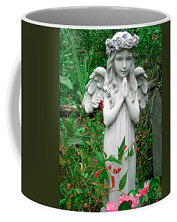 Angel Coffee Mug by Aimee L Maher Photography and Art Visit ALMGallerydotcom
