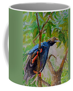 Angel Bird Of  North Moluccas Coffee Mug