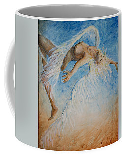 Angel Blu Drifter Coffee Mug