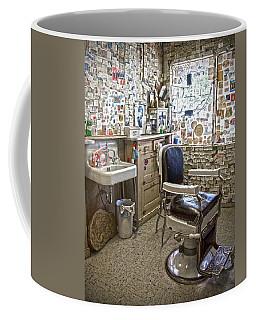 Angel Delgadillo's Barber Shop Coffee Mug