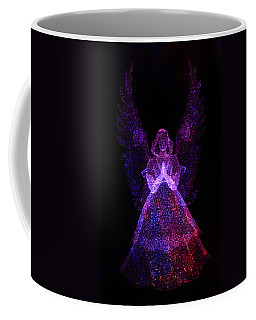 Angel Dots Coffee Mug