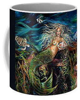 Angel Eyes Coffee Mug