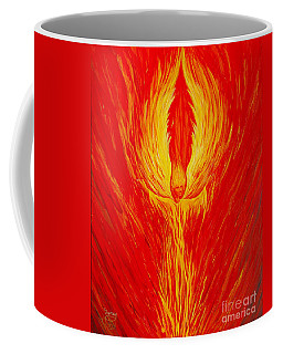 Angel Fire Coffee Mug