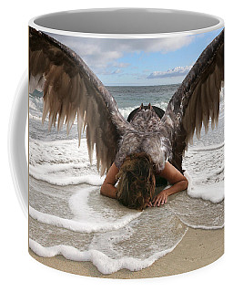 Angel- I Feel Your Sorrow  Coffee Mug