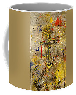 Angel In Journey Coffee Mug