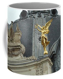 Angel In Paris Coffee Mug by Kay Gilley