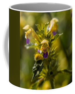 Coffee Mug featuring the photograph Angel? by Leif Sohlman