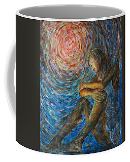 Angel Moon I Coffee Mug