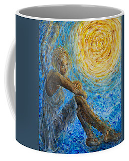 Angel Moon II Coffee Mug