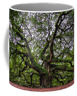 Angel Oak Tree Coffee Mug