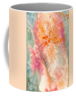 Angel Of Light Coffee Mug by Lynda Hoffman-Snodgrass