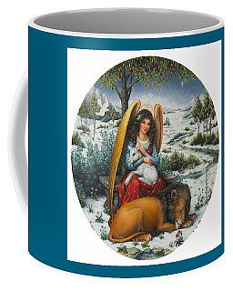 Angel Of Peace Coffee Mug