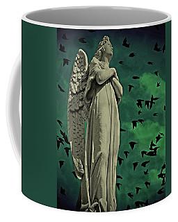 Angel Of Stone Coffee Mug