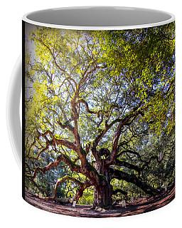 Angel Of Time Coffee Mug