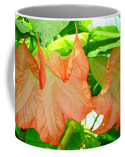 Angel Trumpet  Coffee Mug by Kay Gilley