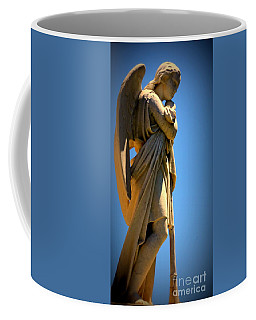 Angel Watching Coffee Mug