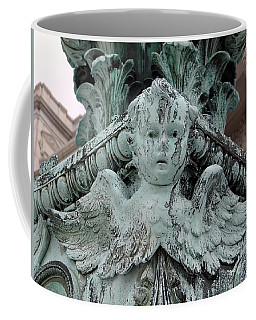Coffee Mug featuring the photograph Angel Wings by Ed Weidman
