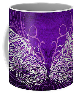 Angel Wings Royal Coffee Mug